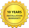 solar panel installation warranty